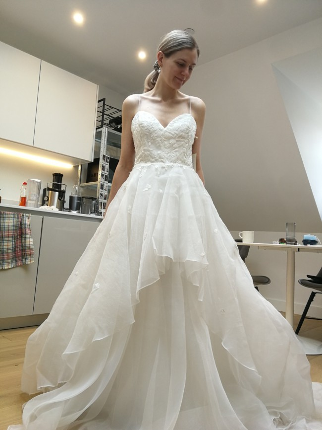 Jenny Yoo Hepburn Gown