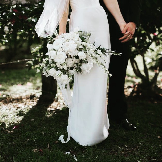 Simple 2nd Wedding Ideas: Karen Willis Holmes Custom Made Simple Elegance Second