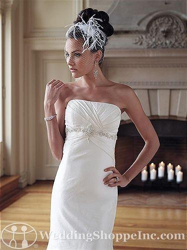 Mon Cheri Mabel Bridal Gown 19218S