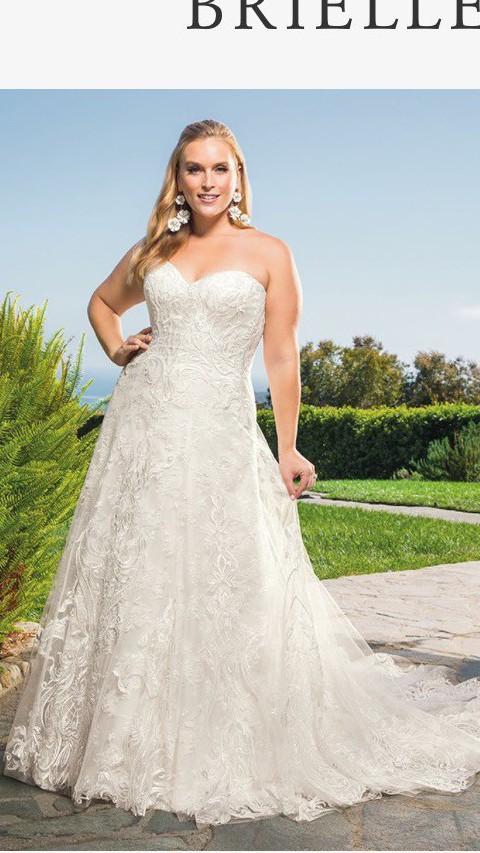 Casablanca Bridal Brielle 2370