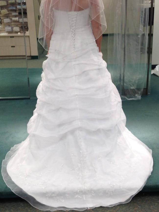 David's Bridal 9L9479