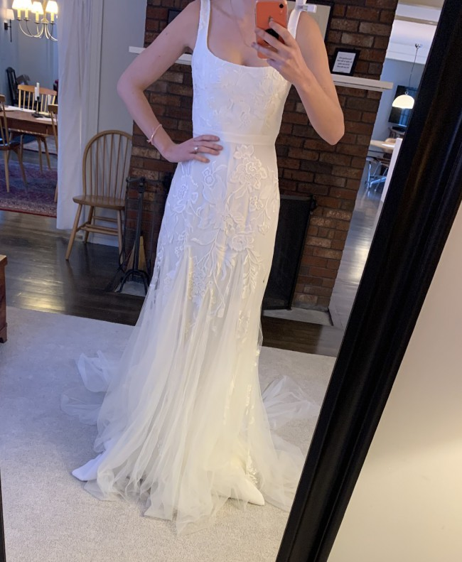 Alexandra Grecco Marcelle Gown