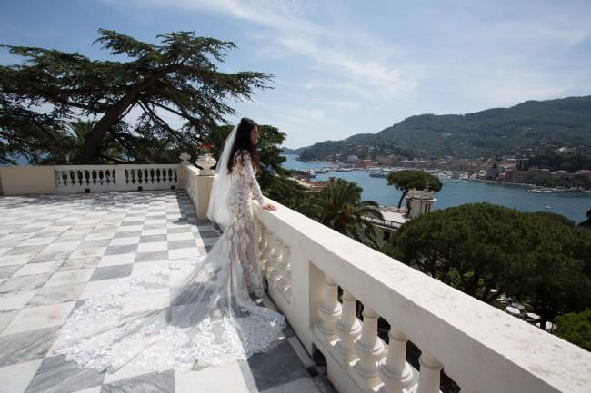Berta Guipure Lace Gown (15-30)