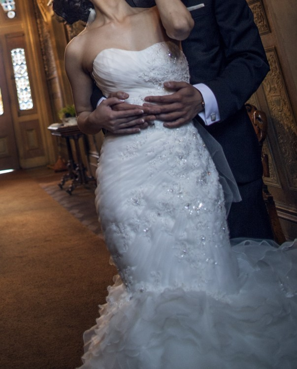 Henry Roth Second Hand Wedding Dress On Sale 82 Off: Demetrios Ilissa Style 531 Second Hand Wedding Dress On
