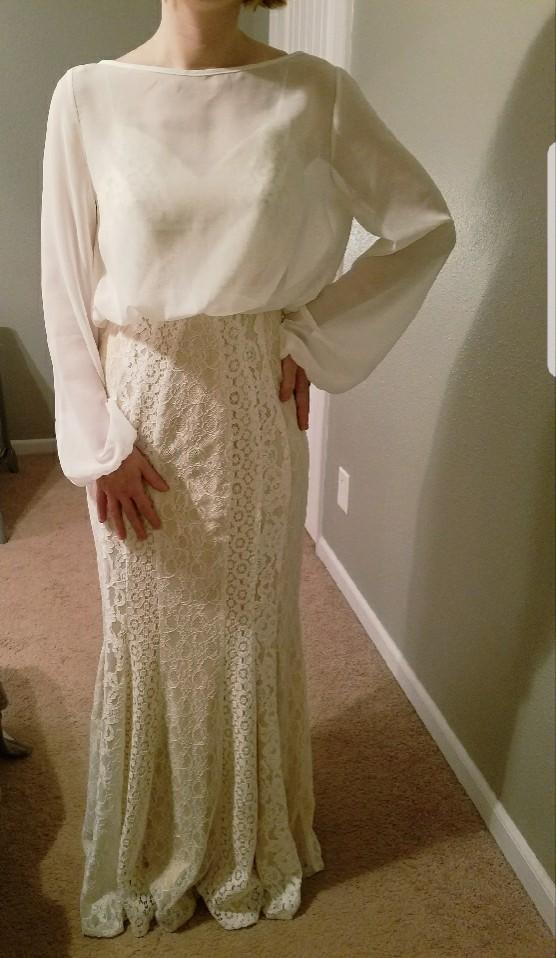 Davids Lace Dress