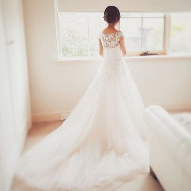 Pronovias Bia Second Hand Wedding Dress On Sale 70% Off