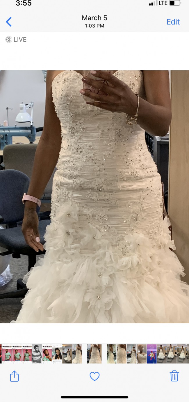Allure Bridals, Allure C450