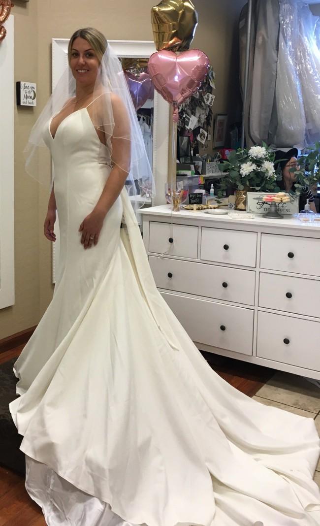 Allure Bridals 9603