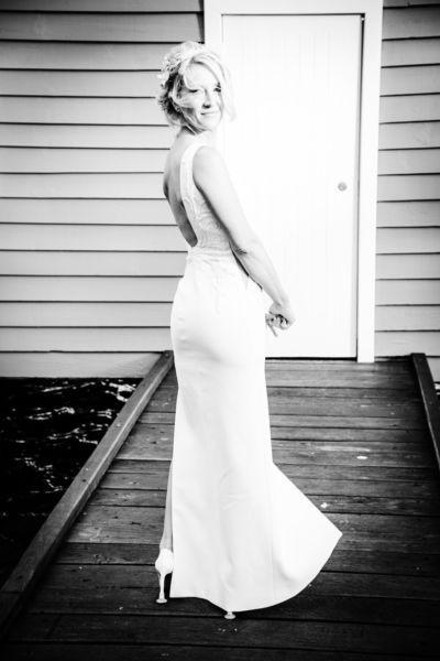Betty White Wedding Dress