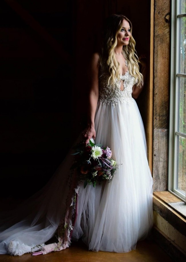 Maggie Sottero Ivory