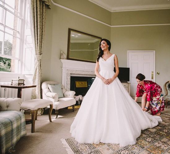 Ellis Bridal, 11427 Luxury Organza Ballgown