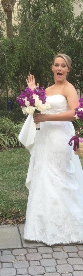 Allure Bridals 9117