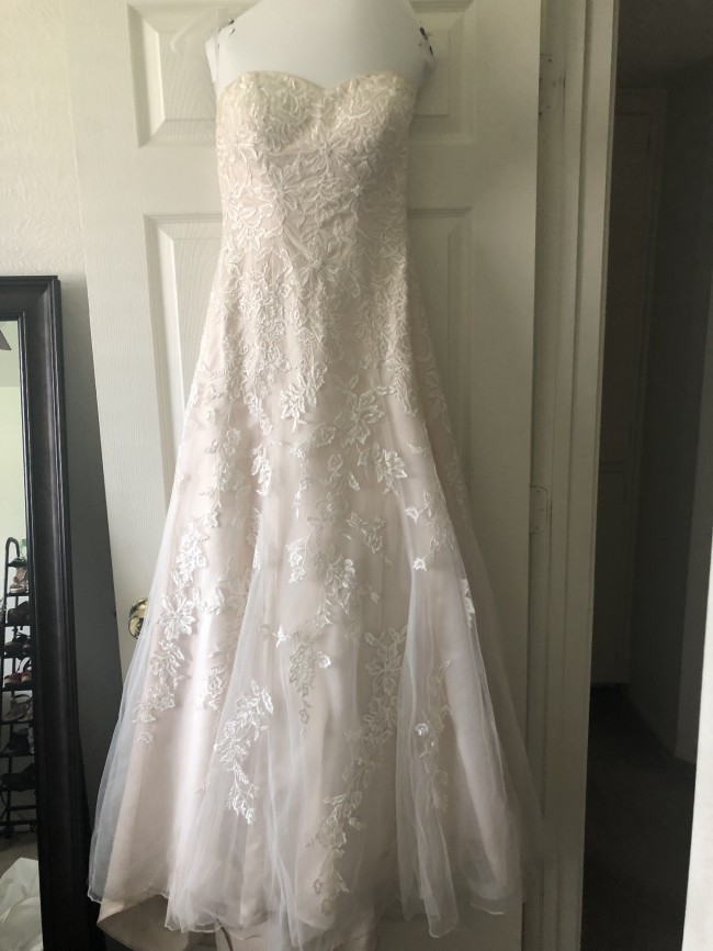 David's Bridal Melissa Sweet collection