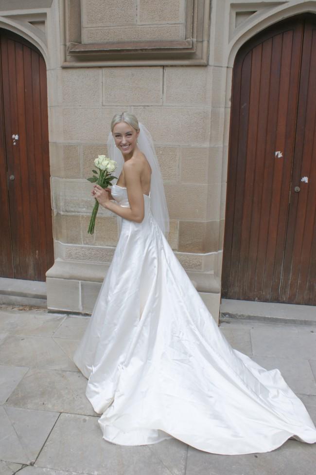 Jane Hill, Custom Gown