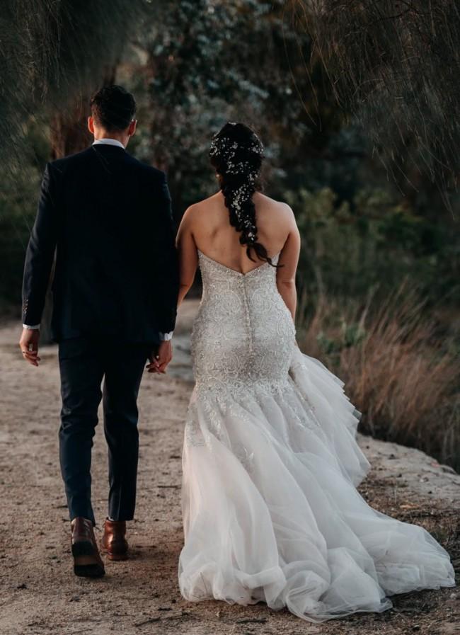 Allure Bridals 9275