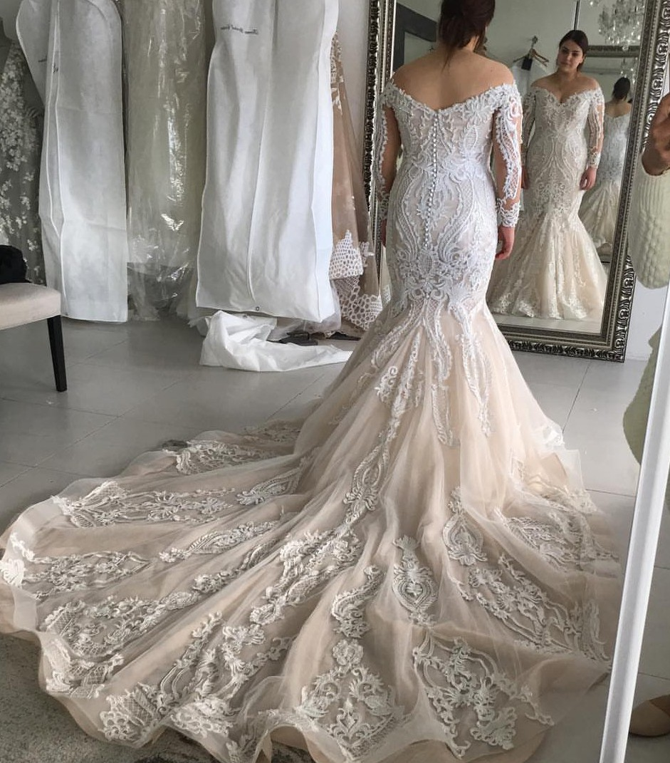 Second Hand Wedding Gown: Norma Bridal Couture Second Hand Wedding Dress On Sale 63