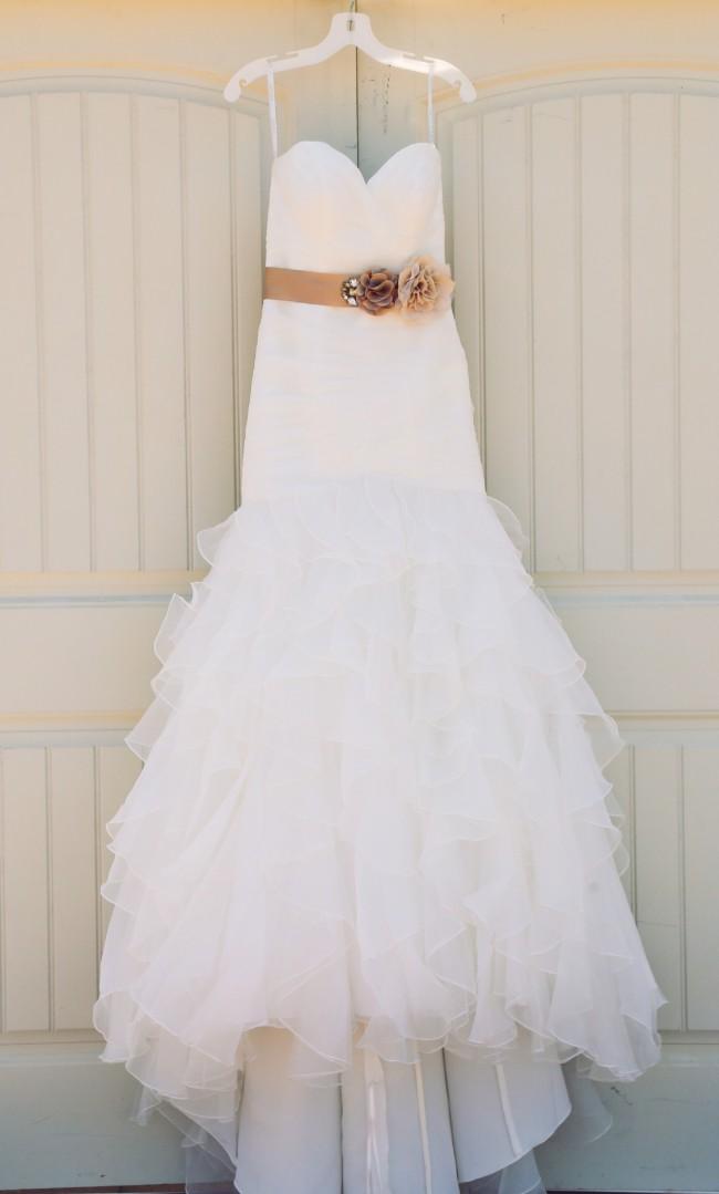 David's Bridal Collection, WG3832