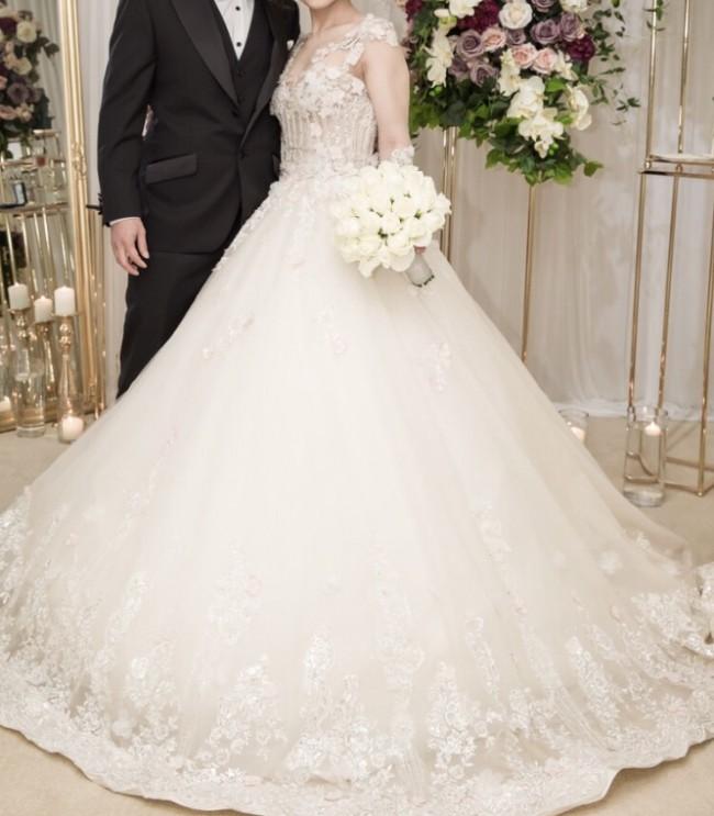 Steven Khalil, Ball Gown