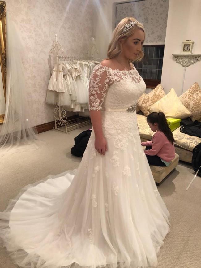 Ellis Bridal 12336