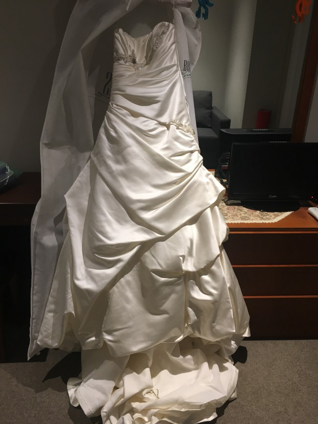 Maggie Sottero Carrie