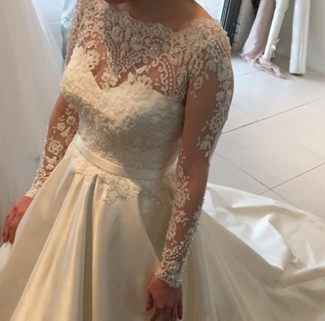 Norma Bridal Couture Princess