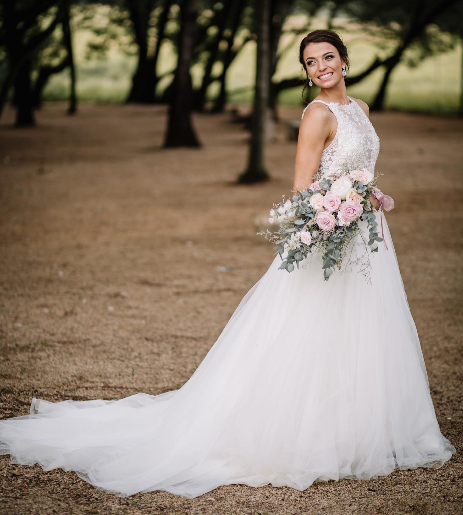 Maggie Sottero Lisette Used Wedding Dress On Sale
