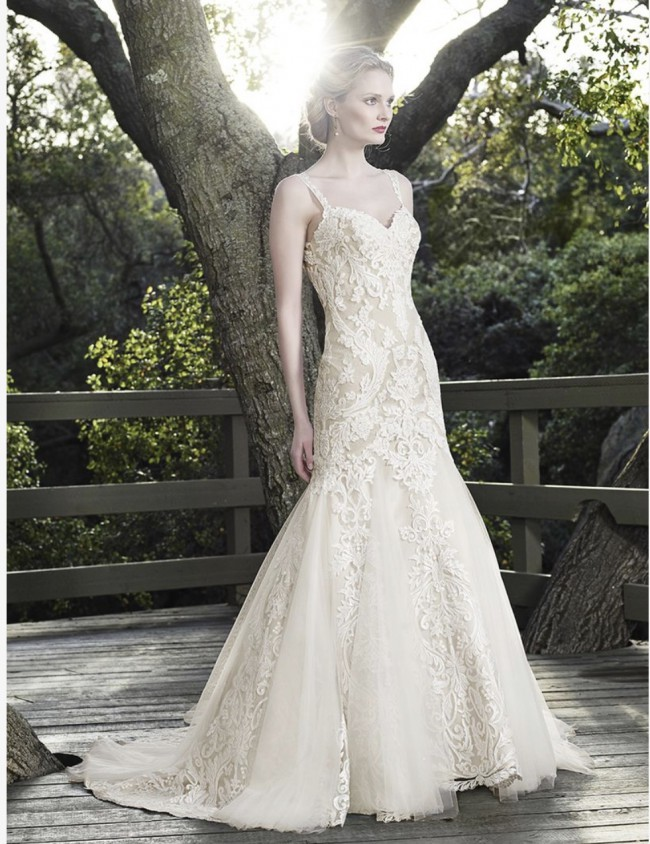 Casablanca Bridal 2256 SAGE