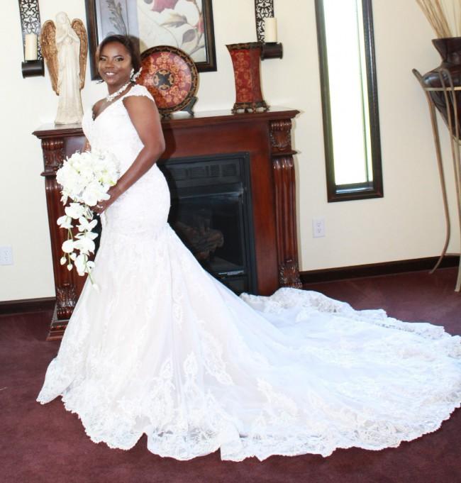 Allure Bridals Madison James 9471