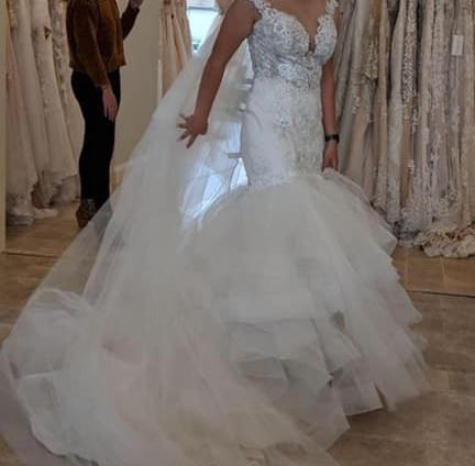 Casablanca Bridal 2334 Blakely