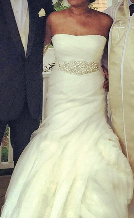 495491ff2c00 Vera Wang Second Hand Wedding Dress on Sale 27% Off - Stillwhite United  Kingdom