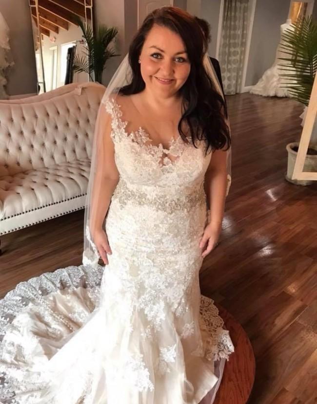 Allure Bridals W396