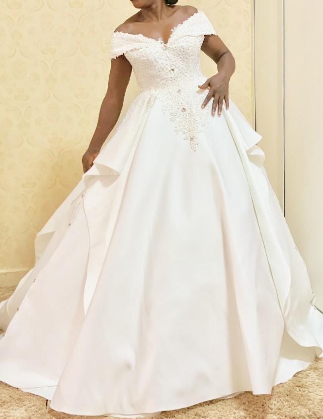 Wego Bridals, Custom Made