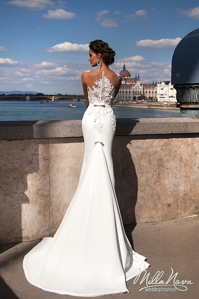 Milla Nova Wedding Dresses.Milla Nova Naomi Wedding Dress On Sale 46 Off