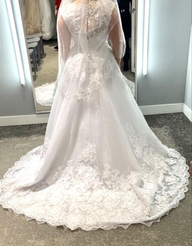 David's Bridal 9WG3850