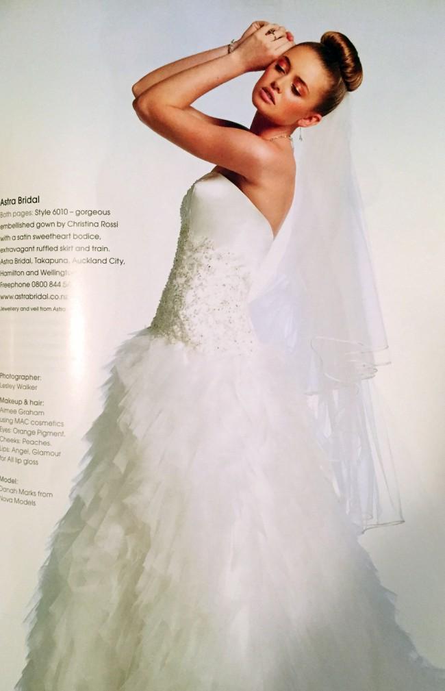 Christina Rossi, Swan Dress 6010