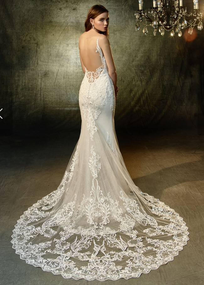 Enzoani, Fit & Flare