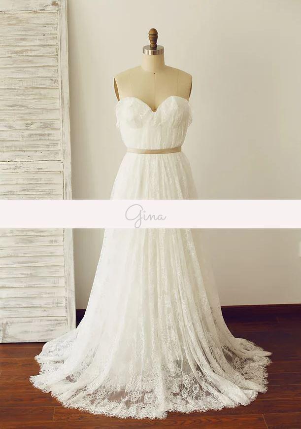 Unique Bridal Collection, Gina
