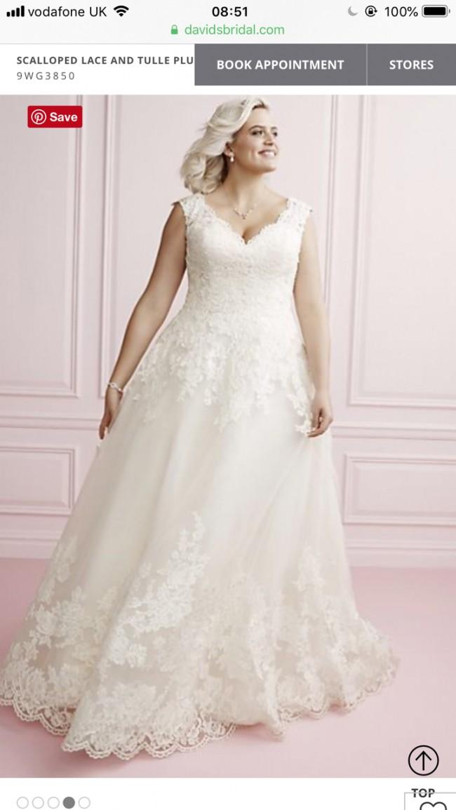 David's Bridal, 9WG3850