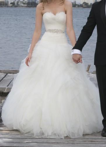 Pronovias Leina Bridal dress