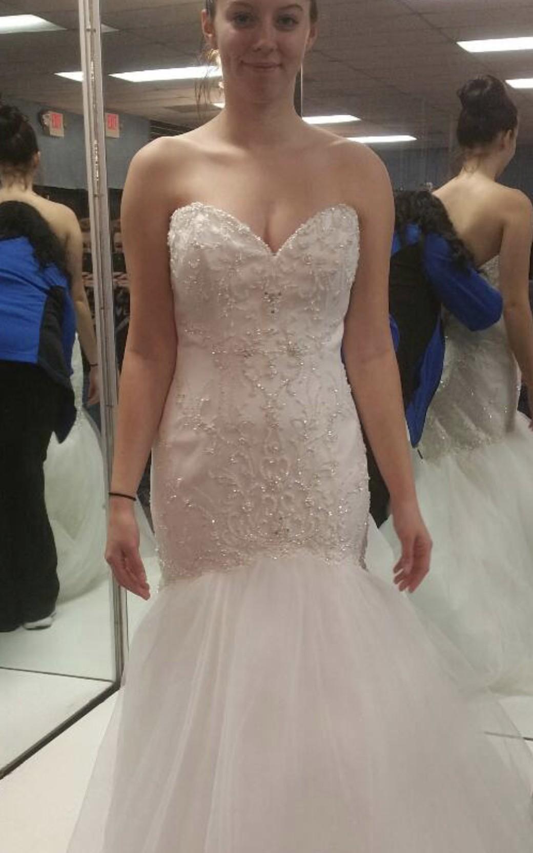 Impression Bridal 10268 Wedding Dress On 58 Off