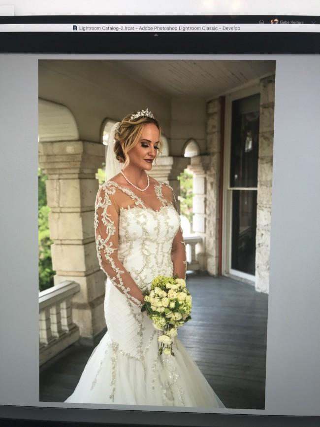 Oksana Mukha 2018 Jordanie collection Amani dress