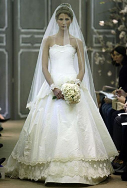 Carolina Herrera, Ball Gown