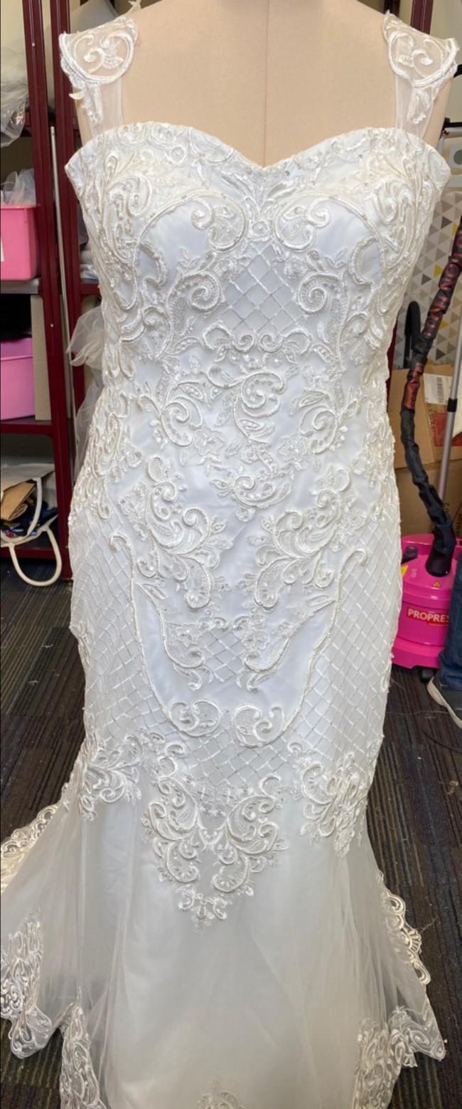 Bridal Fusion By Mascia Custom Made