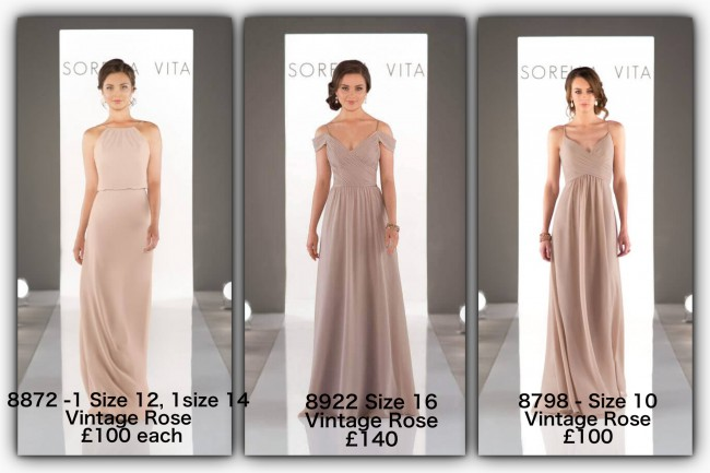 55145a4a6298 Sorella Vita 8872 Sample Wedding Dress on Sale 50% Off - Stillwhite ...