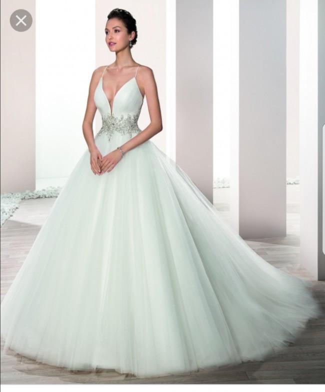 Demetrios, Demetrios wedding dress style 725