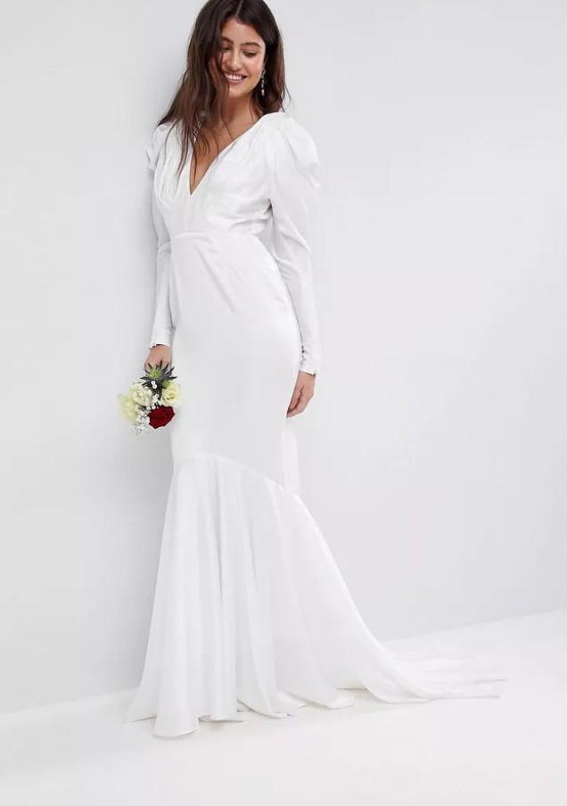 Asos Wedding Dress.Asos Bridal New Size 10