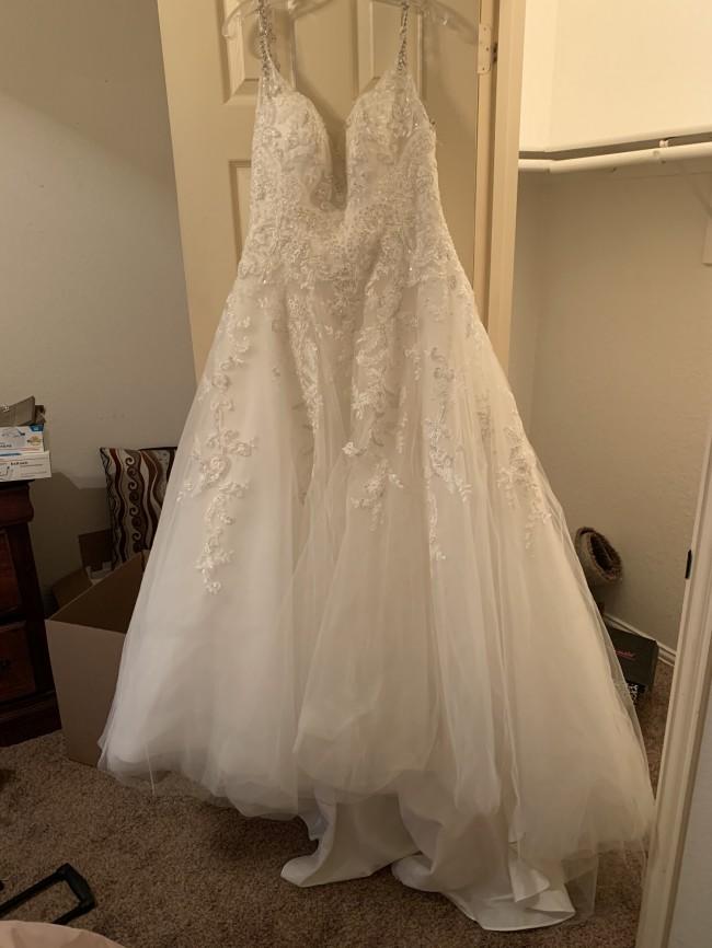 Beloved By Casablanca Bridal STYLE 2248 JUNIPER
