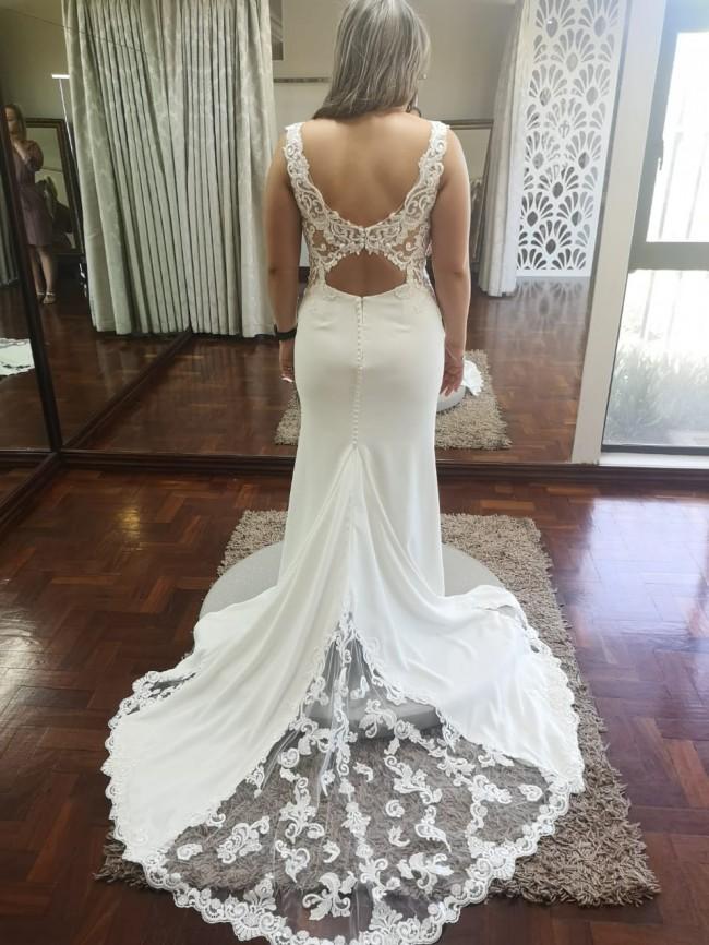 Sweetheart Bridal Custom Made