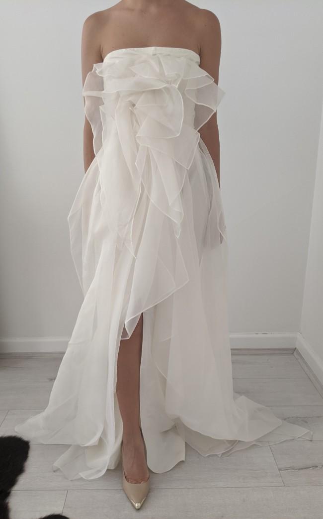 Carla Zampatti Petal Dress