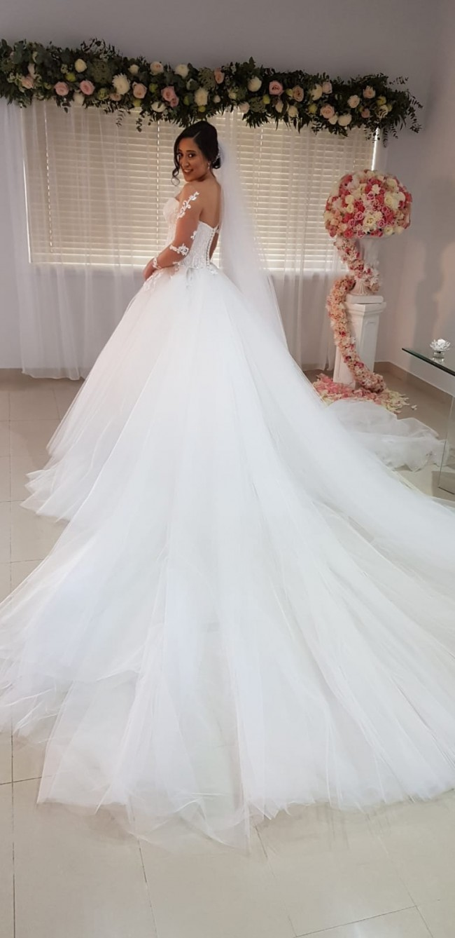 Personalised Weddings Couture Custom Made